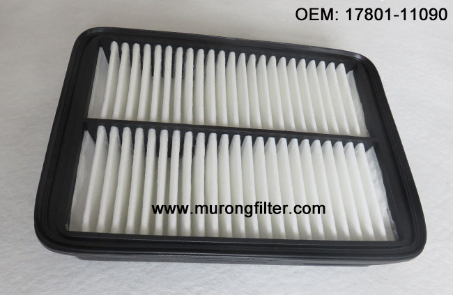 17801-11090 Toyota Corolla Engine Air Filter