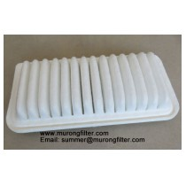 17801-21030 toyota air filters element